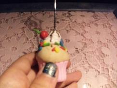 Porte Photo Cup-Cake !