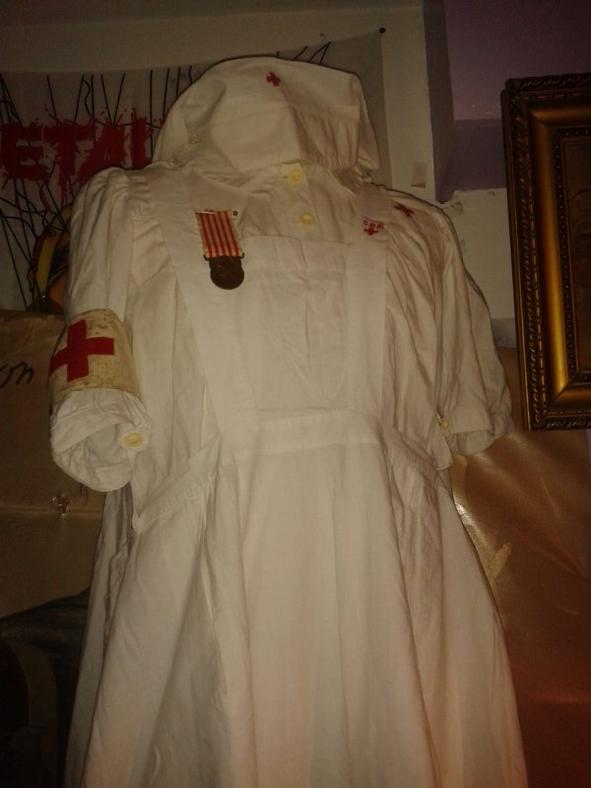 Tenue infirmière Ww1 complete