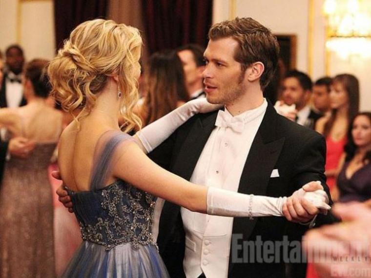 Une relation amoureuse entre Klaus et Caroline ?