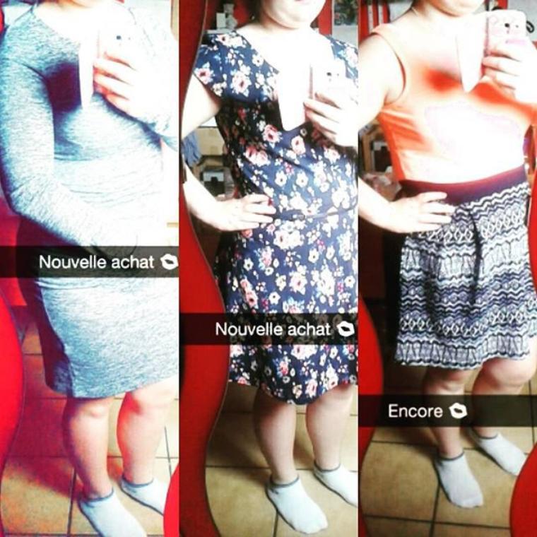 nouvelles robes <3