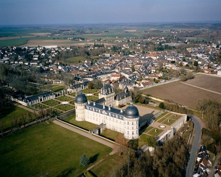 Communes de l'Indre disposant d'un site internet
