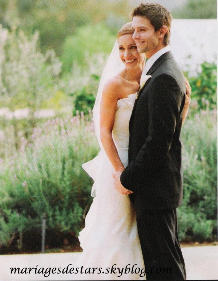 jason behr amp kadee strickland mariages de stars