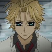 Vampire knight personnages de la night class : Aidô