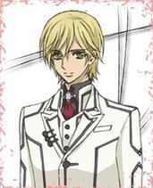 Vampire knight personnages de la night class : Ichijo
