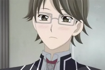 vampire knight personnages de la day class : Kageyama
