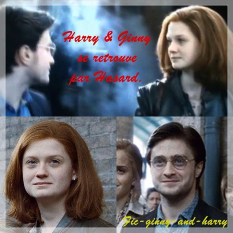 OS : Harry & Ginny - Harry et Ginny se retrouvent par hasard
