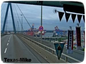Historischer Hafenumschlag Hamburg