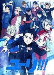 Yuri on ice , l'animé de 2016 !