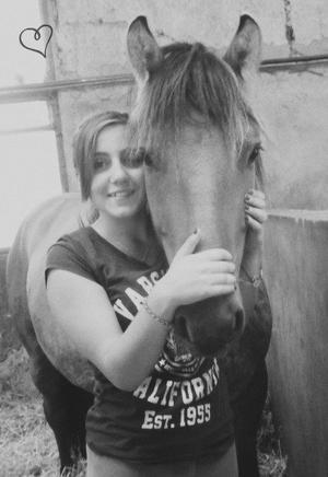 Sun, le cheval de mes rêves ♥