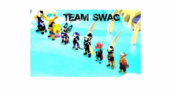 Présentation de la Team Swaag