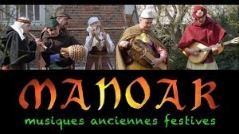 concert médiévale, Manoar, Hitia, Picks feat NoLwii et Les echos de la jeunesse