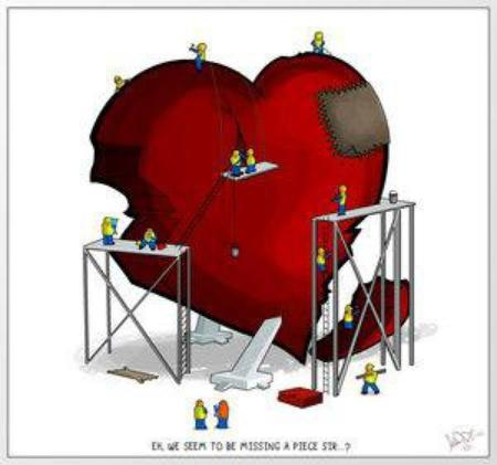 Kenzo, Alexia et Lucas, retour à Garches et  reconstruction du coeur