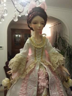 princesse de pomopadour