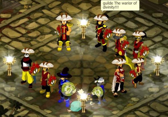 Notre guilde :)