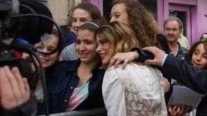 Tini et ses fans ! (2014)