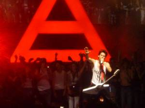 30 Seconds To Mars à Paris, Olympia 15 Juin 2011 Concerts à venir 11 Novembre 2011 Zénith Paris