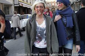 Zombie Walk Paris 2011 | 30 Seconds To Mars le 11 et 12 Novembre 2011 | BIGBANG MUSIC BANK 8 et 9 Février 2011 Bercy