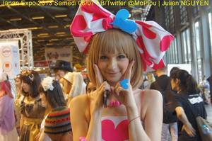JAPAN EXPO 2013 Qui y va ? Samedi 6/07 Nightmare !  #JapanExpo #Japan #Expo @JapanExpo Tokyo Crazy Kawaii Festival Paris
