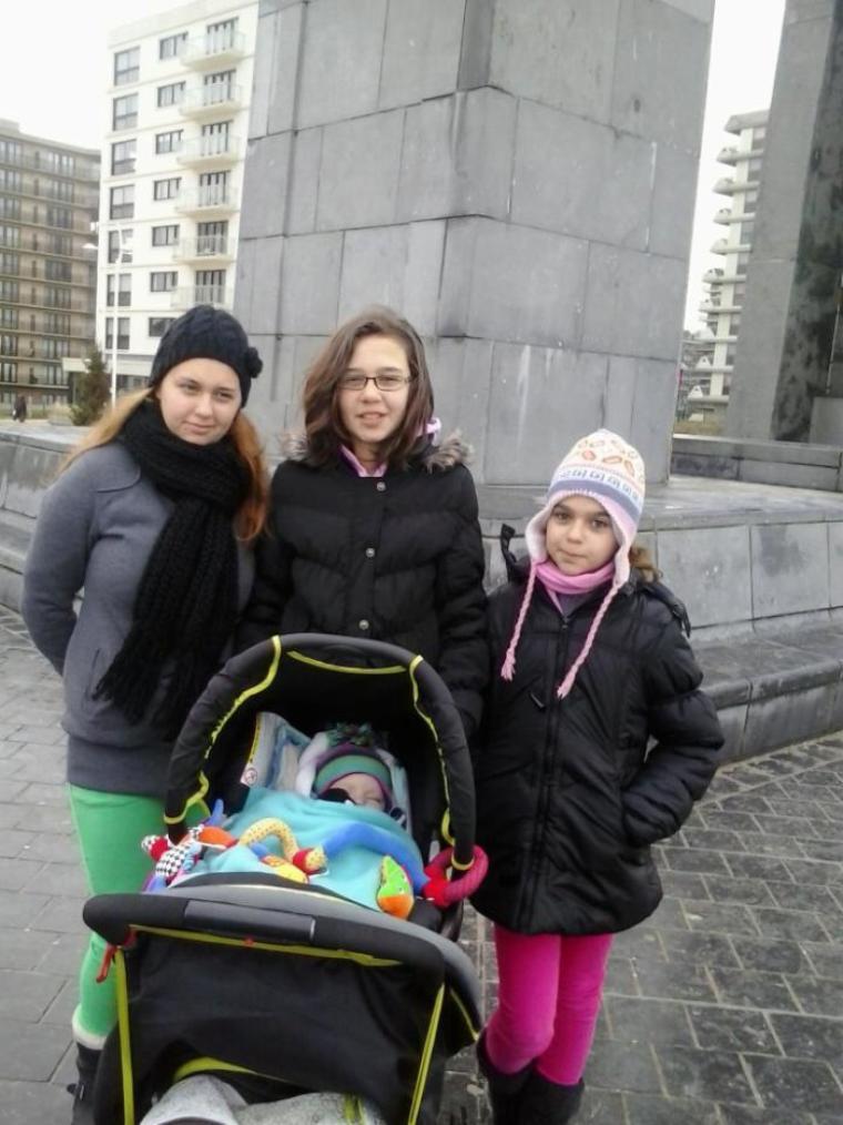 Moi et mes soeur ;)