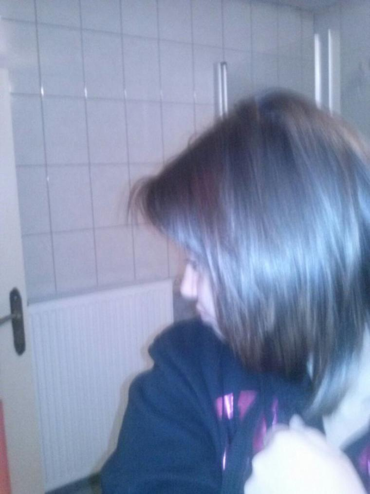 New coupe de cheveux