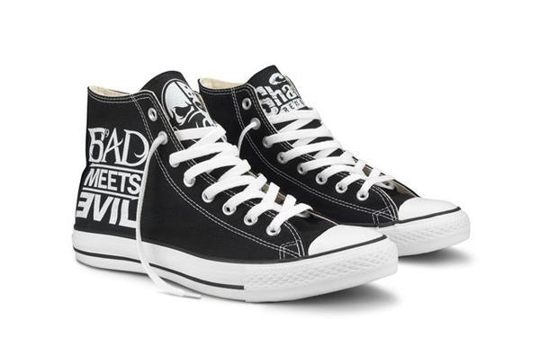 Converse Bad Meets Evil