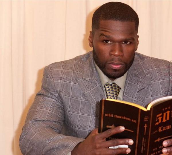 50 Cent Prépare Un Nouveau Livre