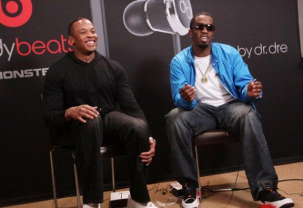 """Diddy """" Dr. Dre & Mon Producteur Préféré"""""""