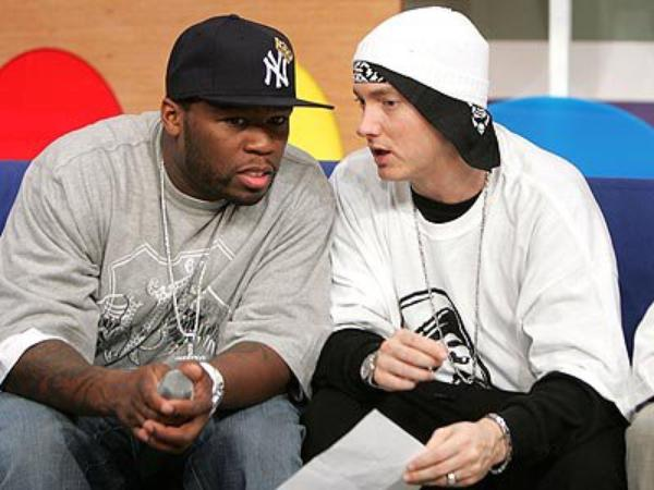 50 Cent Parle D'Eminem