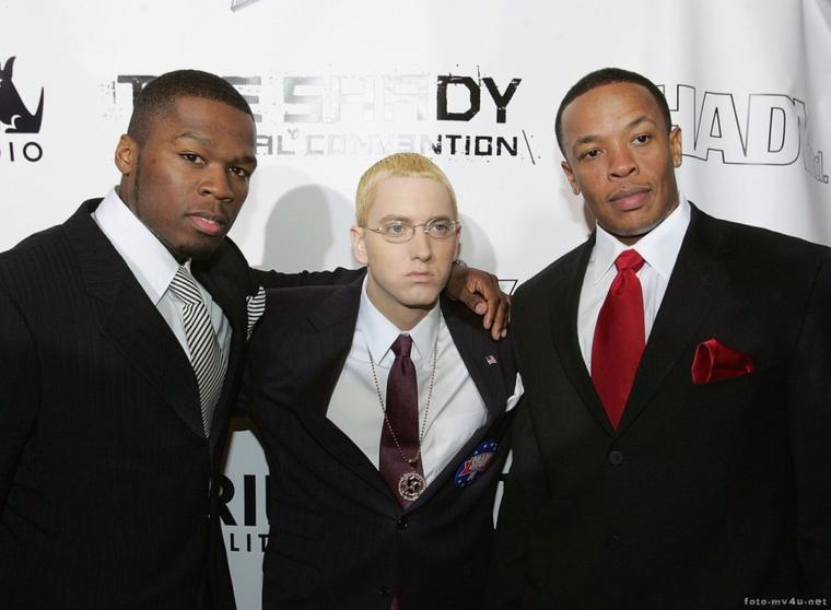 50 Cent Parle De Dr. Dre