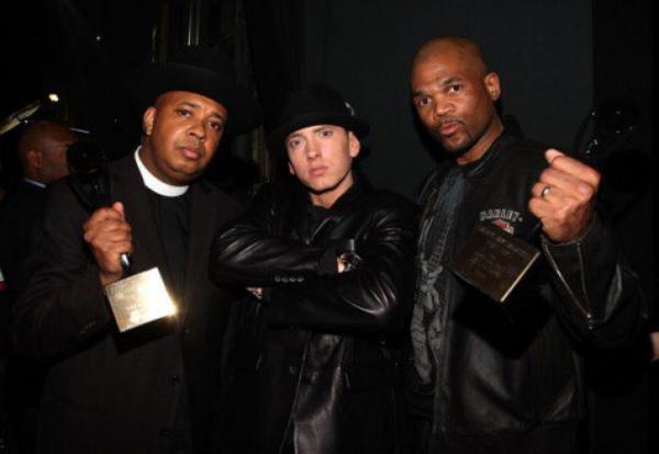 Eminem Apparaitra Dans Un Documentaire Sur Run DMC