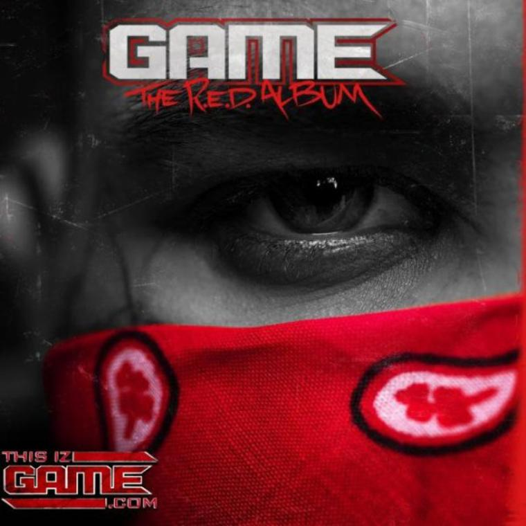Game - The R.E.D. Album (COVER DELUXE EDITION)