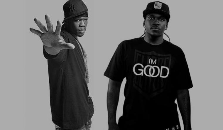 50 Cent Sur Le Futur Projet De Pusha T