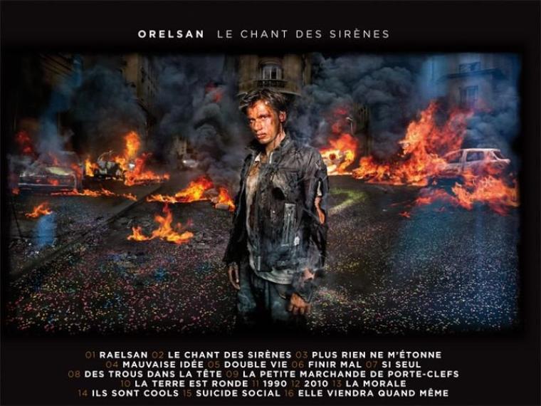 Orelsan - Le Chant Des Sirènes