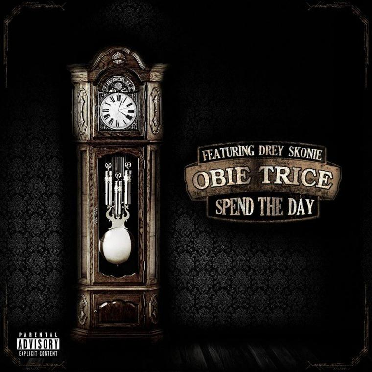 Obie Trice - Spend The Day (Feat. Drey Skonie) (COVER)