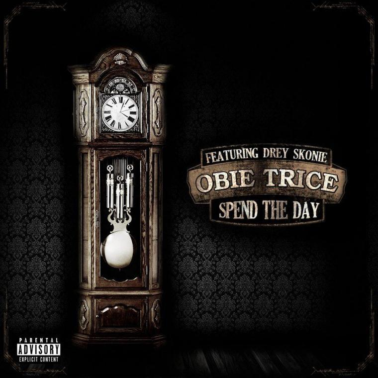 Obie Trice - Spend The Day (Feat. Drey Skonie) (COVER)