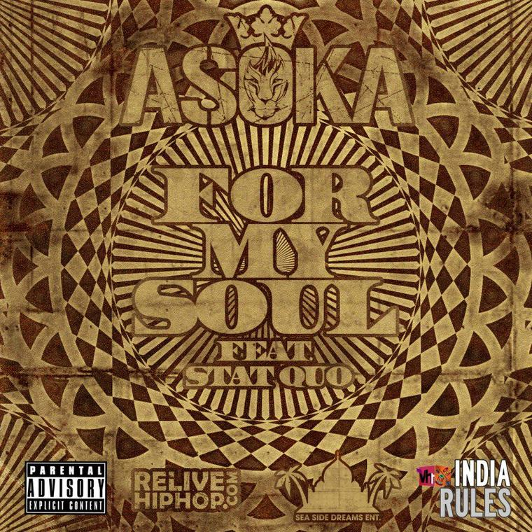 Asoka - For My Soul (Feat. Stat Quo & Lucia) (NOUVEAU SON)