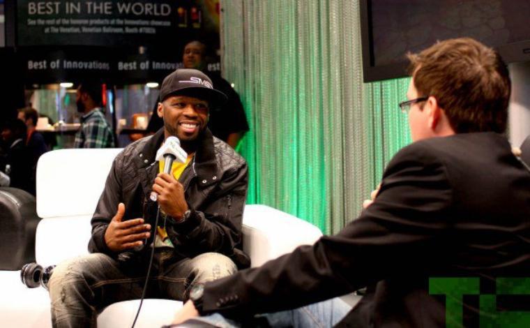 50 Cent Parle De Sont Prochain Album
