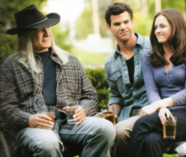 Et si Bella avait choisi Jacob ?