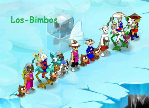 Team Los-Bimbos