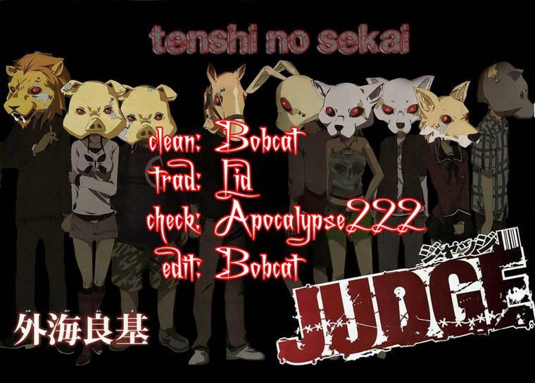 Judge - Tome 1 - chap 1 fin