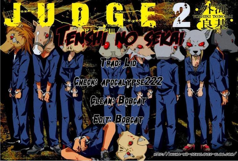 Judge - Tome 2 - Chap 8 fin