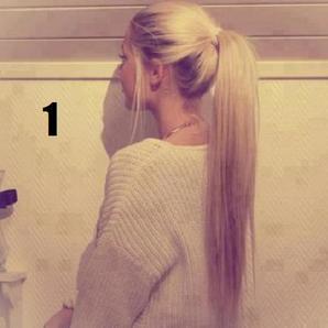 Laquelle vous préférez ? ♥