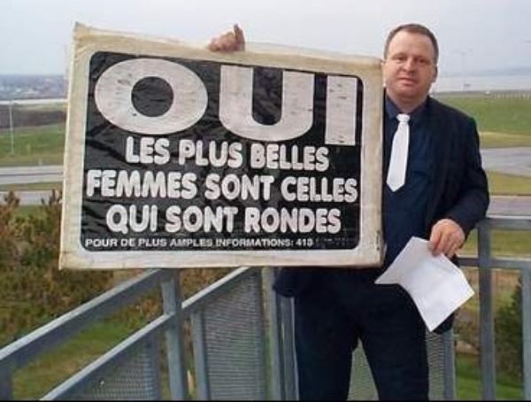 OUI LES PLUS BELLES FEMMES SONTS  CELLES QUI SONT RONDES