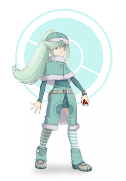 Personnage pour NaruPokeTail