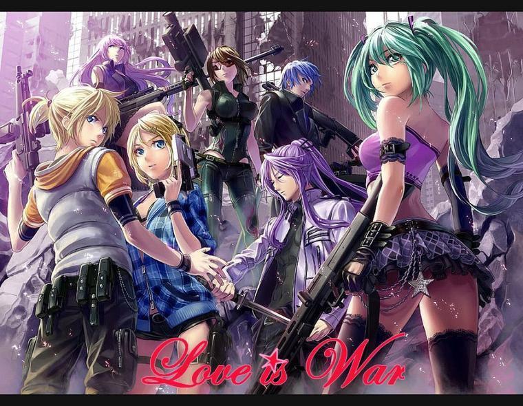 Autres photos des Vocaloid