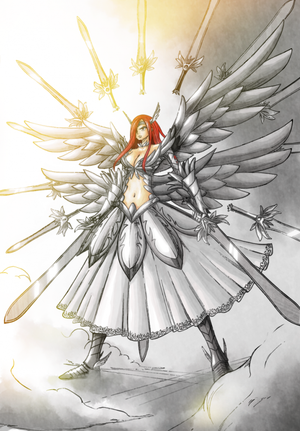 Erza Scarlet (Titania)