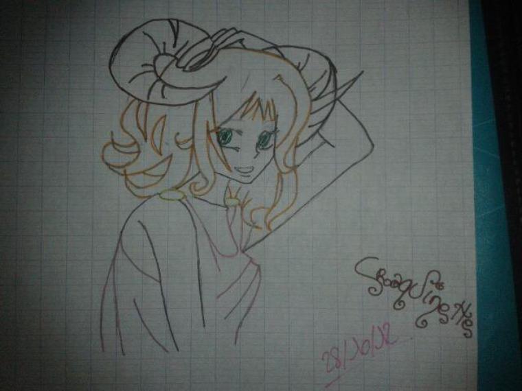 Un petit dessin créé par moi