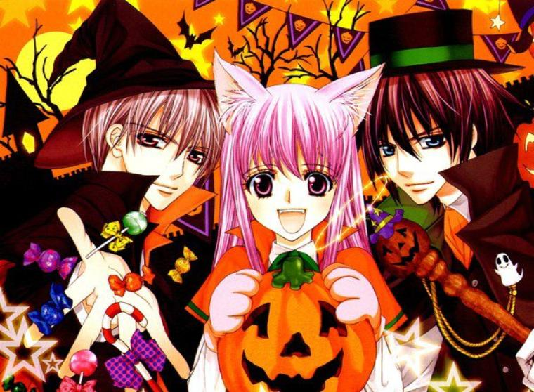 Quelques images images d'Halloween (BOUH !)