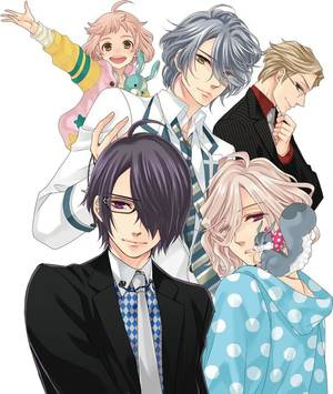 Brothers Conflict --> Images