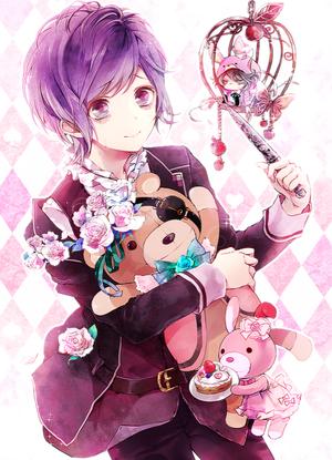 Images de l'anime Diabolik Lovers ♥